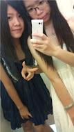 我和琳琳♥
