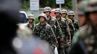 Kudeta, Wisatawan Masih Bebas Blusukan di Bangkok