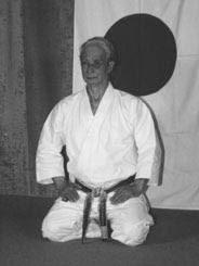 Sensei Hidetaka Nishiyama 10 DAN