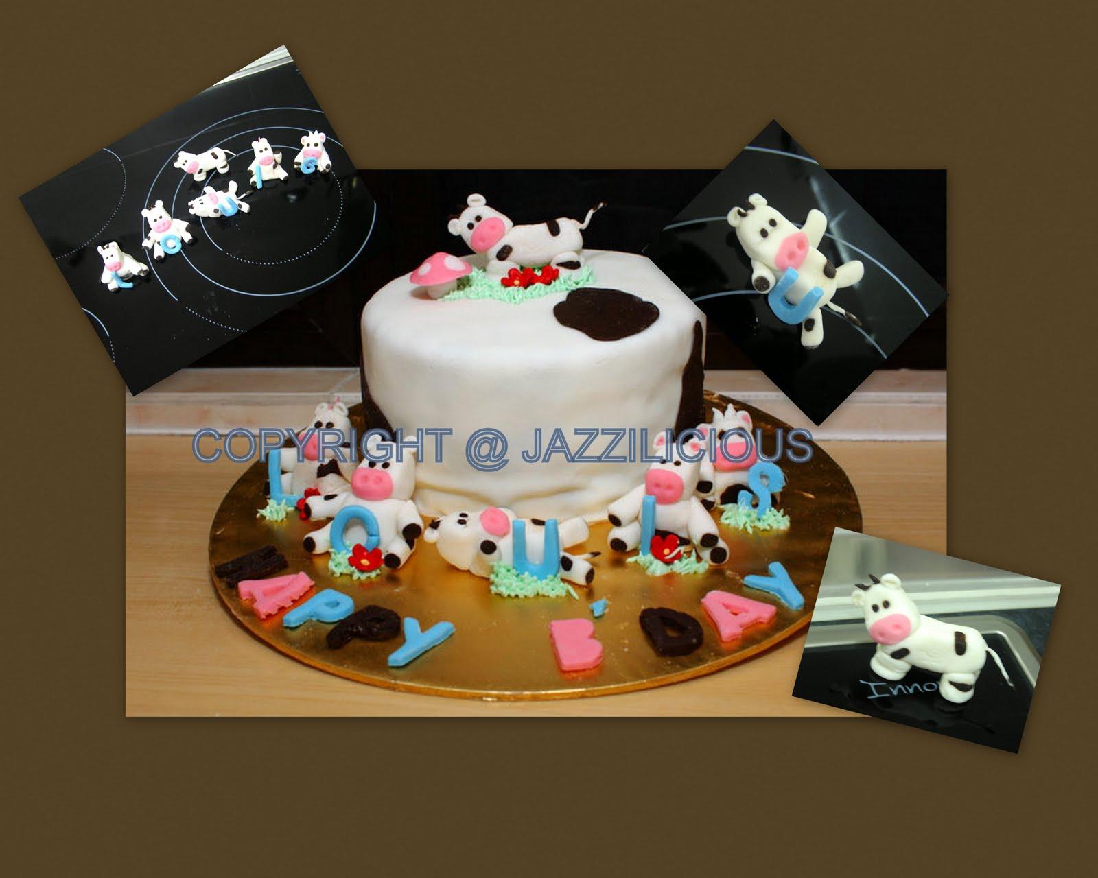 Jazzilicious Birthday Cakes