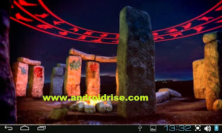 3D Stonehenge Pro lwp Android