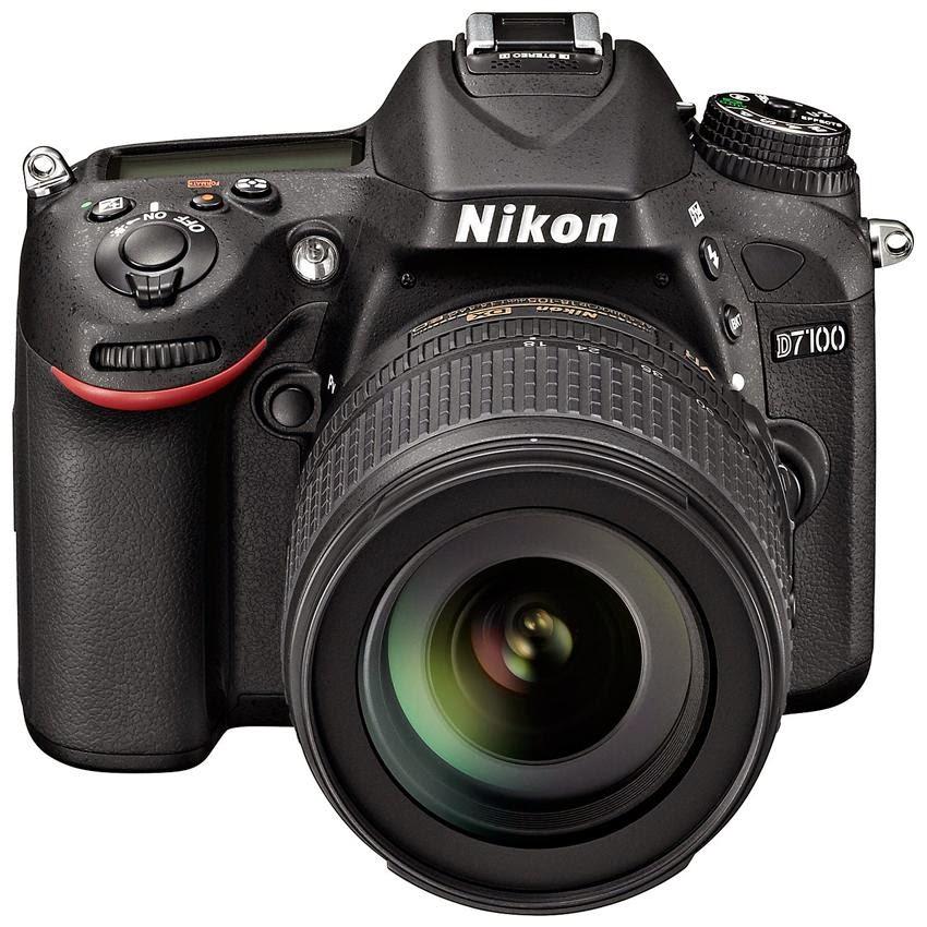 kamera dslr nikon d7100