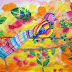 Spring Bird Collages