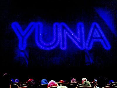 Yuna Istana Budaya