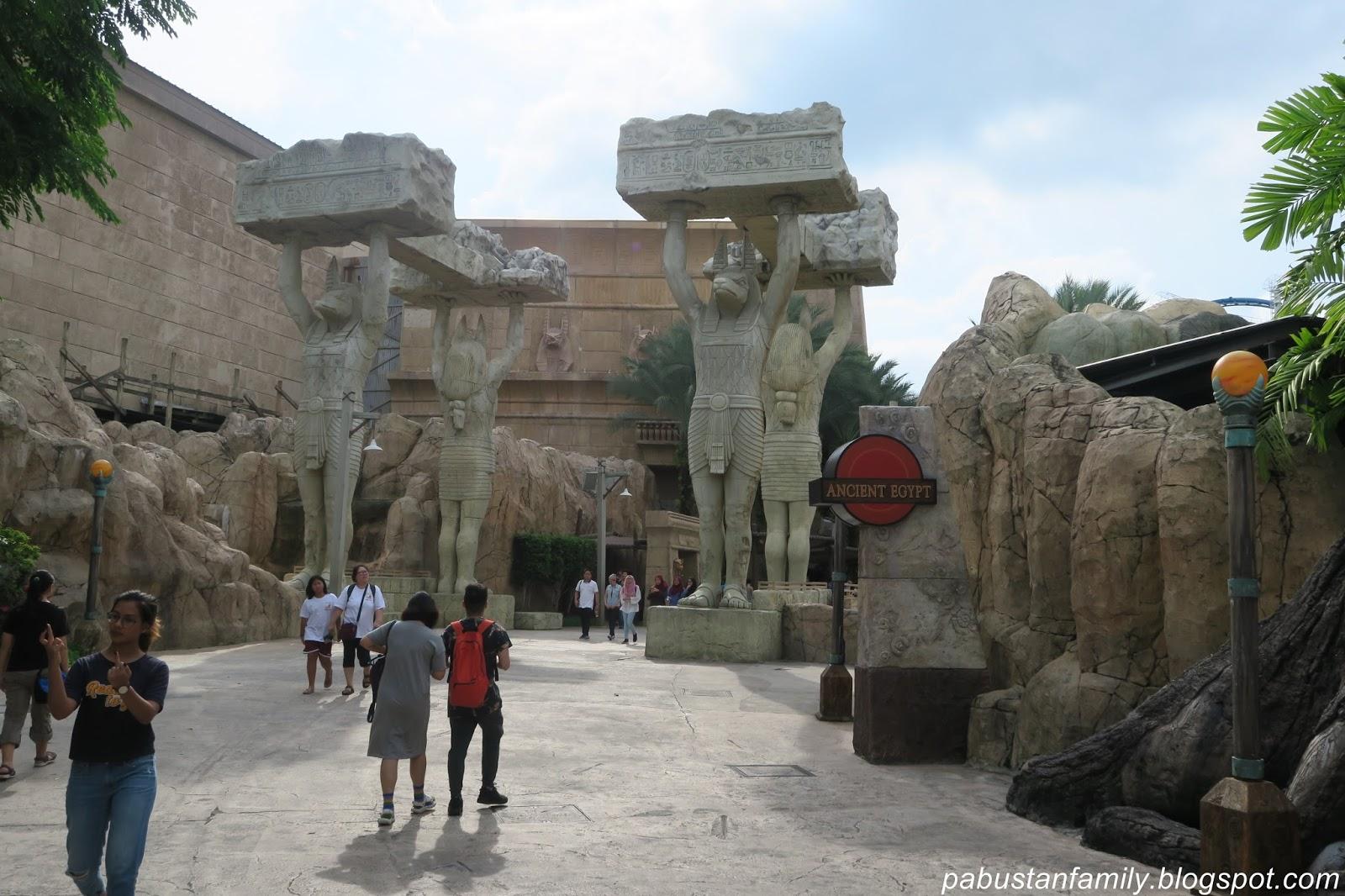 Universal Studio For Treasure Island