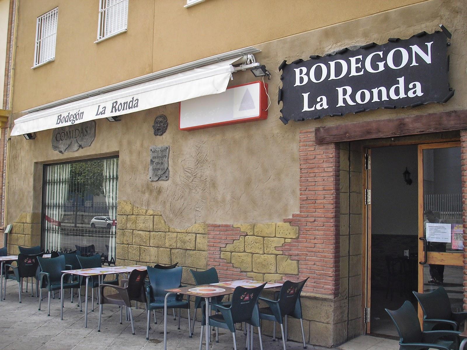 Portada Bodegón La Ronda - Serranito Advisor