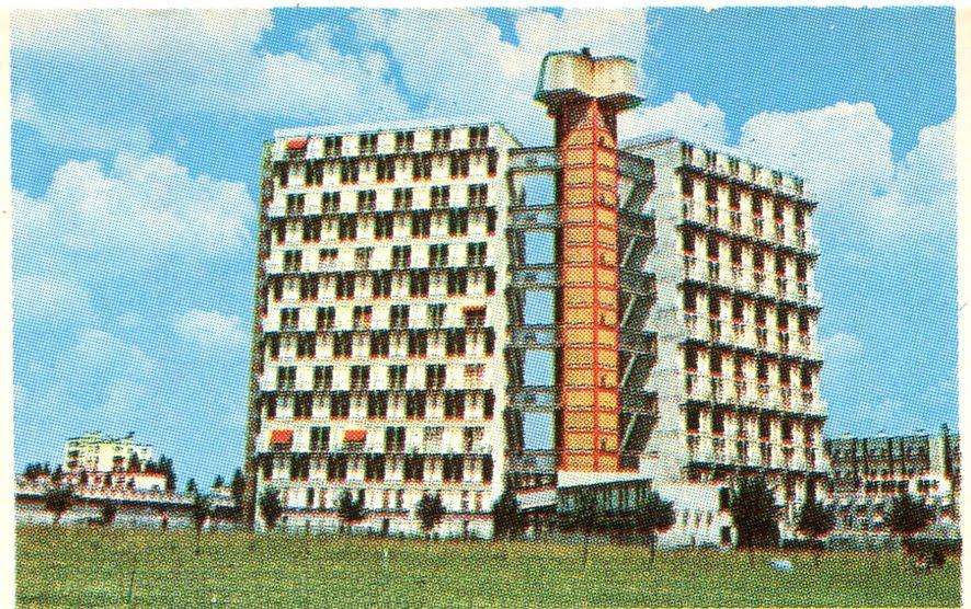 Architectures De Cartes Postales 1 Melun Moderne Ami 8