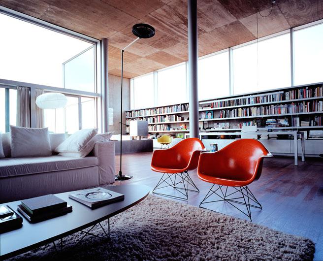 Dise o de interiores escuela de arte de motril en rojo for Escuelas diseno de interiores