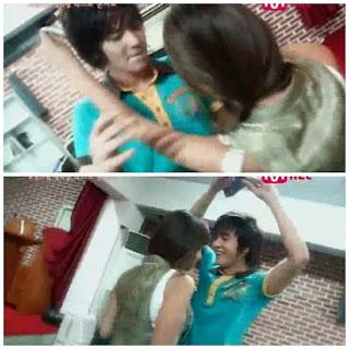 Kyuhyun Solbi GaemGyu couple dance
