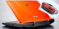 Asus Lamborghini VX7 design Aventador
