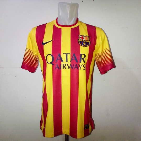 Barcelona Jersey away