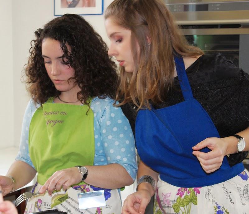 demostration cuisine espagnole