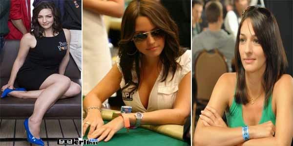 Pemain Poker Wanita Terhebat Dan Terbaik Di Dunia Kara Scott