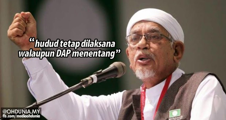 PAS tetap laksanakan hudud walaupun ditentang DAP – Hadi Awang
