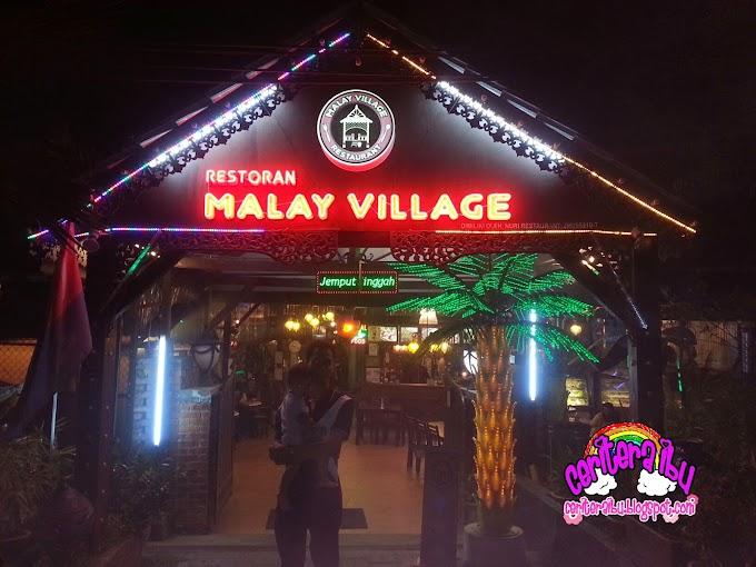 JJCM :: Restoren Malay Village
