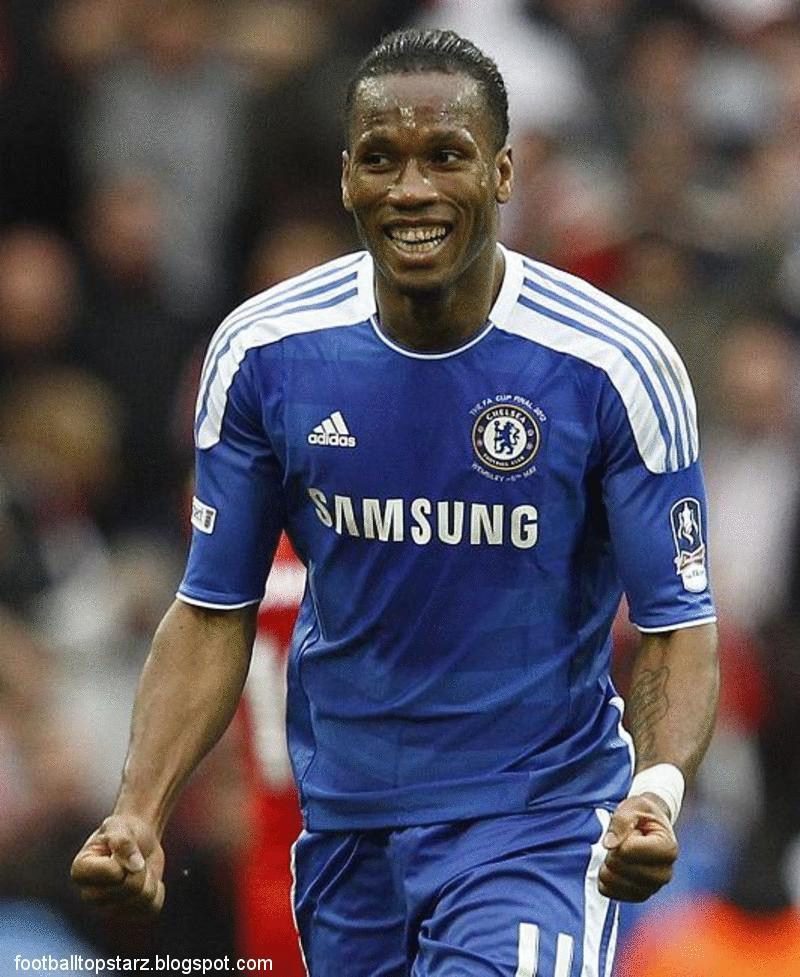 Drogba Chelsea 2012