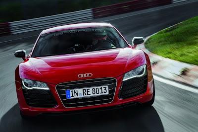 Audi R8 e-tron : Le projet en mode off ?
