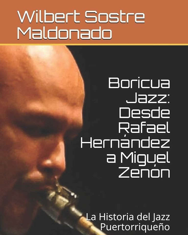 Libro Boricua Jazz (Boricua Jazz Book)