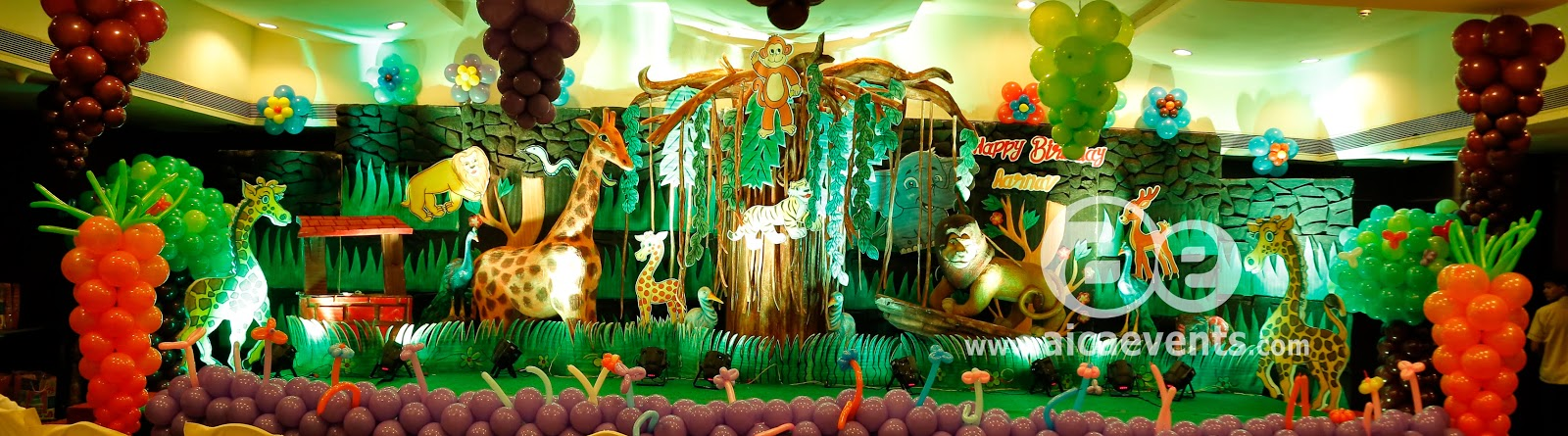 List of Synonyms and Antonyms of the Word jungle theme decorating ideas