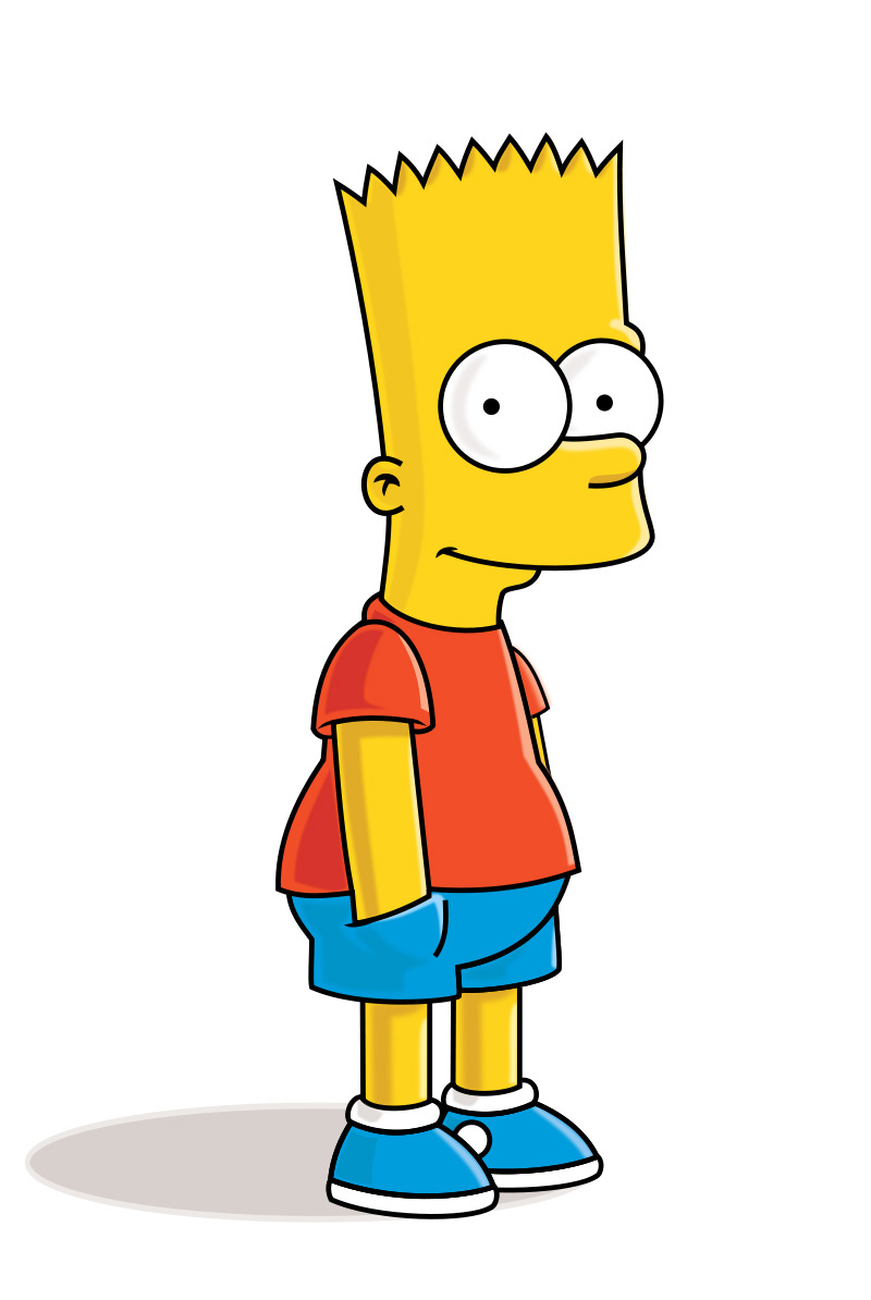 1000 images about personajes characters on pinterest - Marge simpson et bart ...