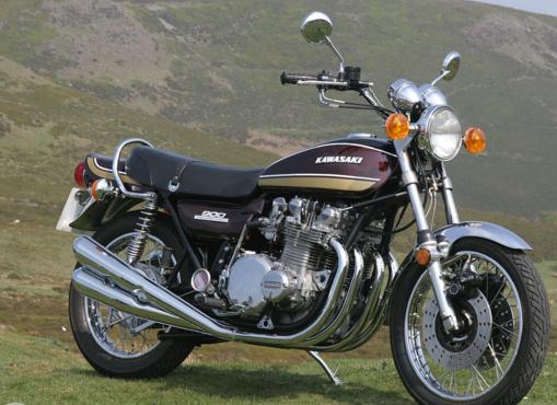 Picture Motor Klasik Kawasaki Z900