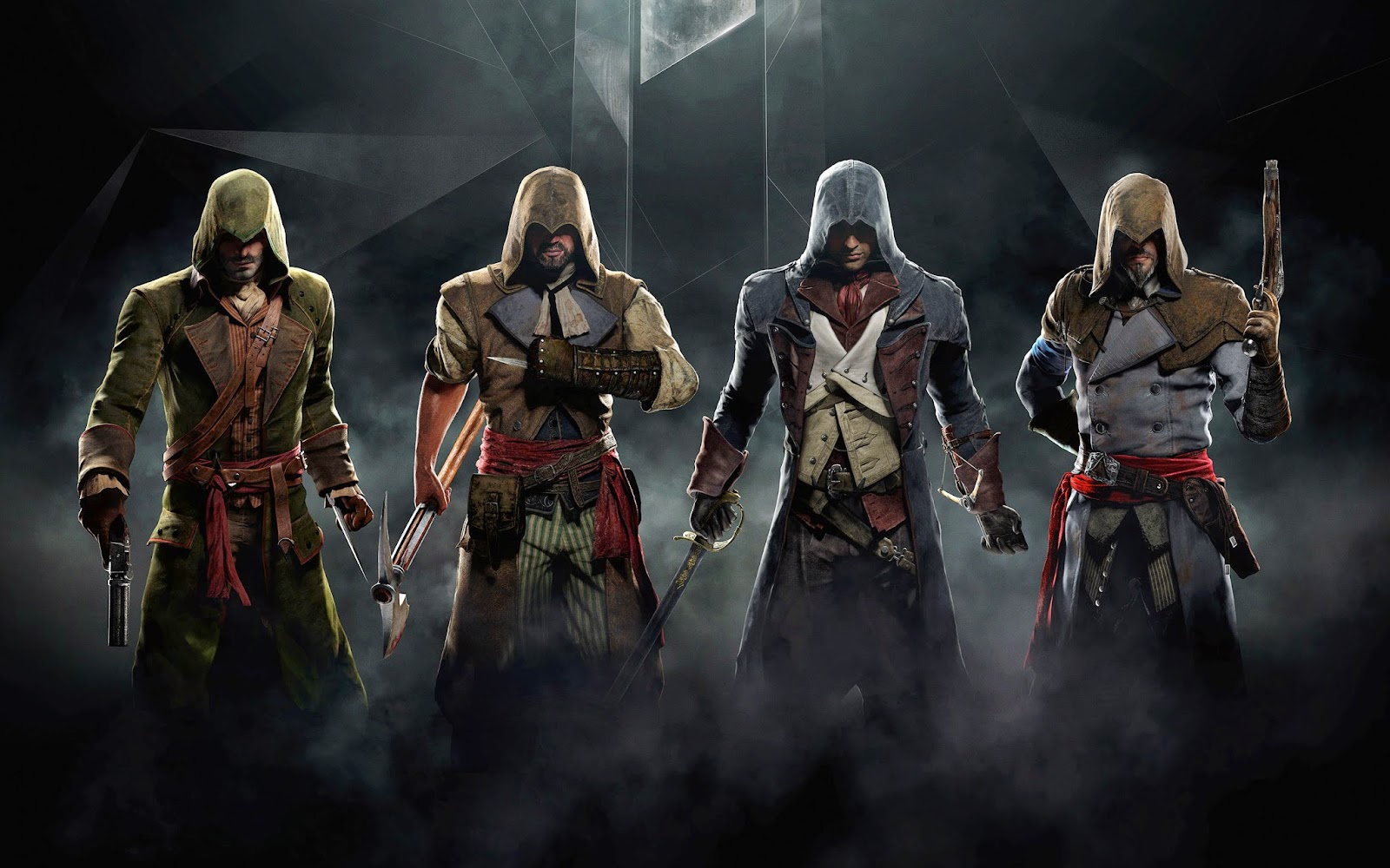 Assassin's Creed - Unity , Review Assassin's Creed - Unity, Game Assassin's Creed - Unity
