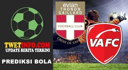 Prediksi Evian TG vs Valenciennes AFC