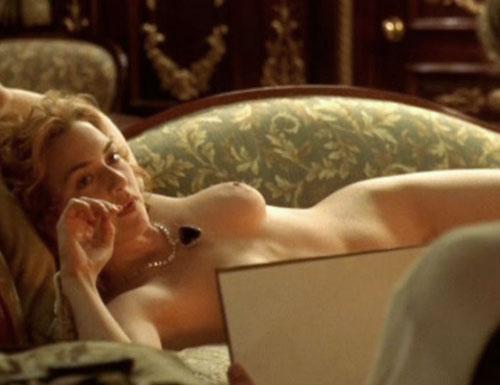 Kate Winslet Nude Scene Titanic