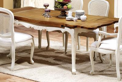 Mesas de comedor por La Decoradora Experta: 5 mesas extensibles clásicas