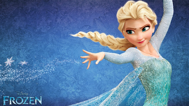 frozen elsa wallpapers hd