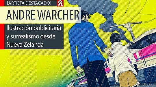 Ilustración publicitaria y surrealismo de ANDRE WARCHER