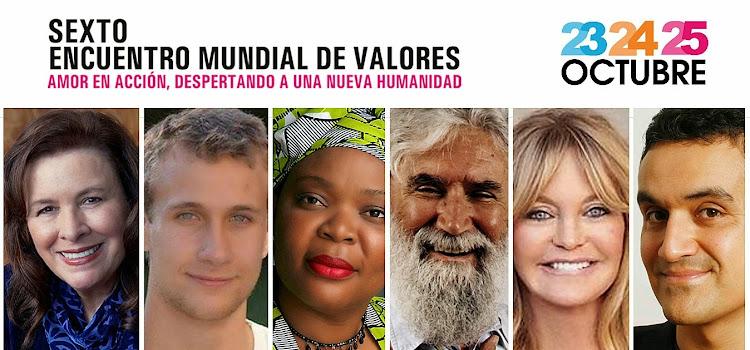 Sexto Encuentro Mundial de Valores