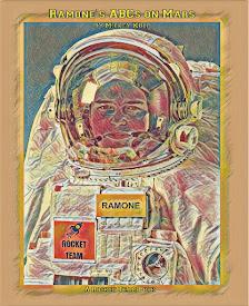 Latest work: Ramone's ABCs on Mars
