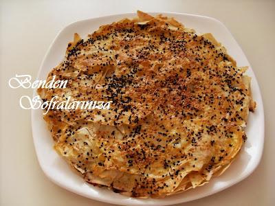 soganli ve peynirli borek 1