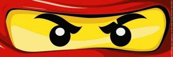 LEGO Ninjago Eyes Template