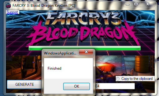 Far Cry 3 Blood Dragon keygen