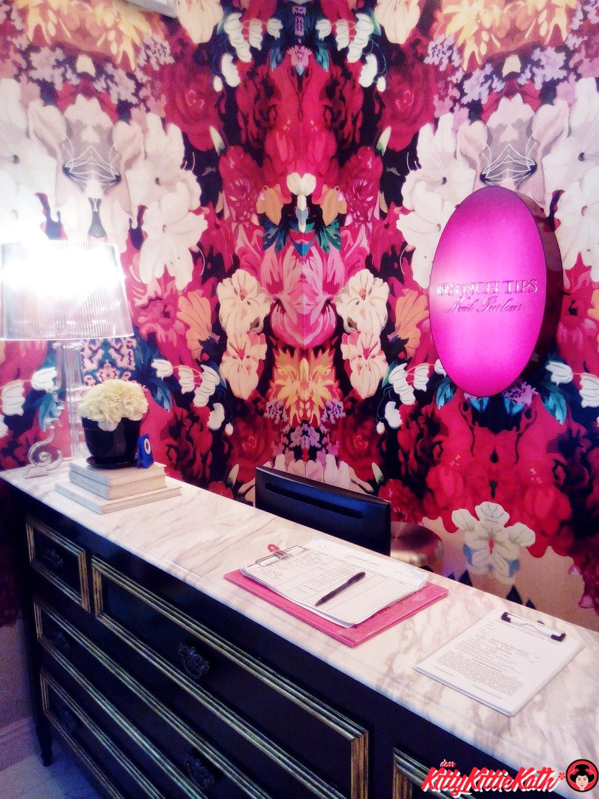 Feature: French Tips Nail Parleur Fairview Terraces | Dear Kitty ...
