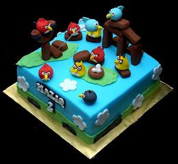 3D/Novelty Cake (frm RM250)