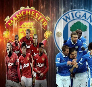 Prediksi Skor Manchester United vs Wigan 15 September 2012