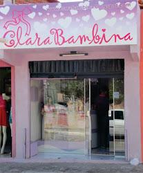 Onde encontrar Clara Bambina