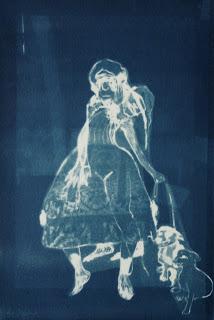 cyanotype M Darel