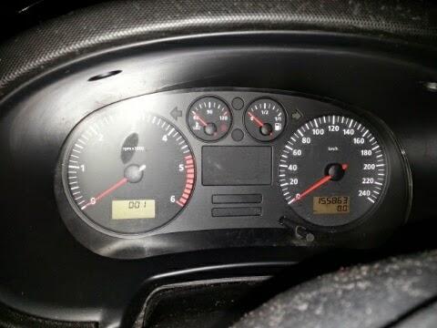 DESPIECE DE SEAT LEON CUPRA ( TIPO MOTOR ARL ) 155.000 KM