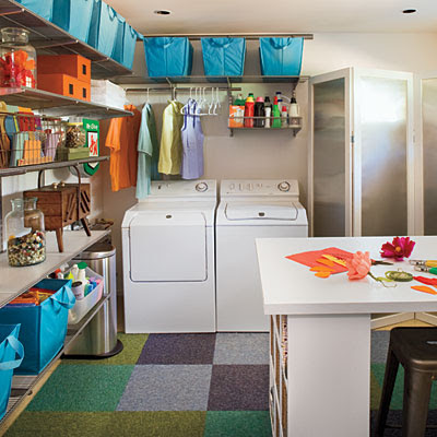 Wallace Family: Laundry Room Remodel
