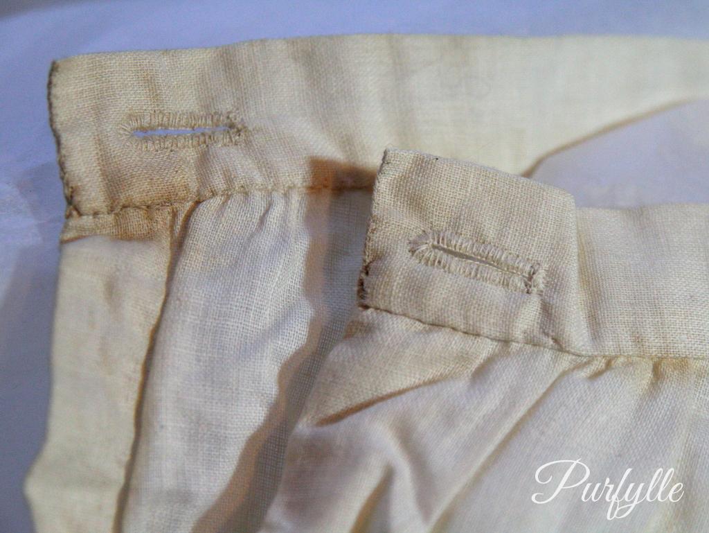 side opening 1927 underwear