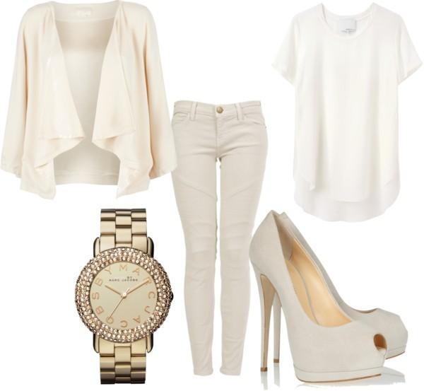 White Giuseppe Zanotti Shoes