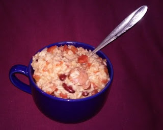 sausage rice and beans recipe
