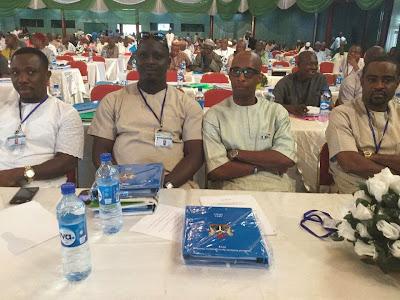 Abuja induction was a success - Usoro Akpanusoh
