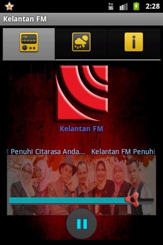 Kelantan FM - Live Online Radio