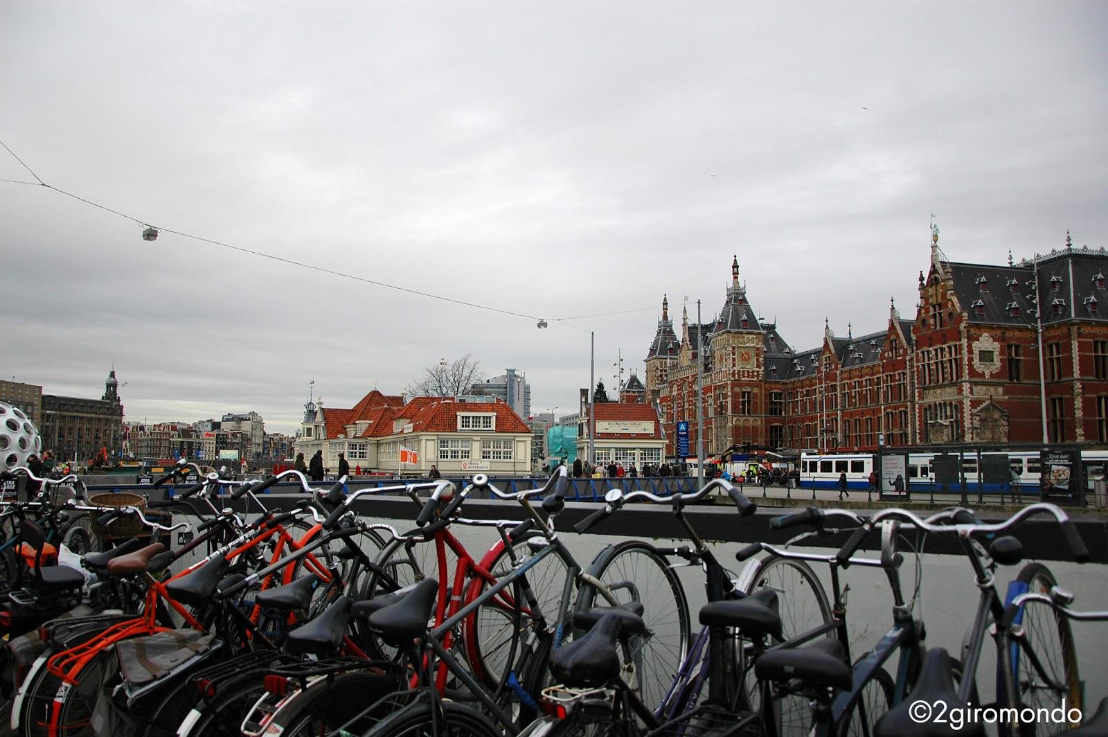 Stazione Centrale, Amsterdam