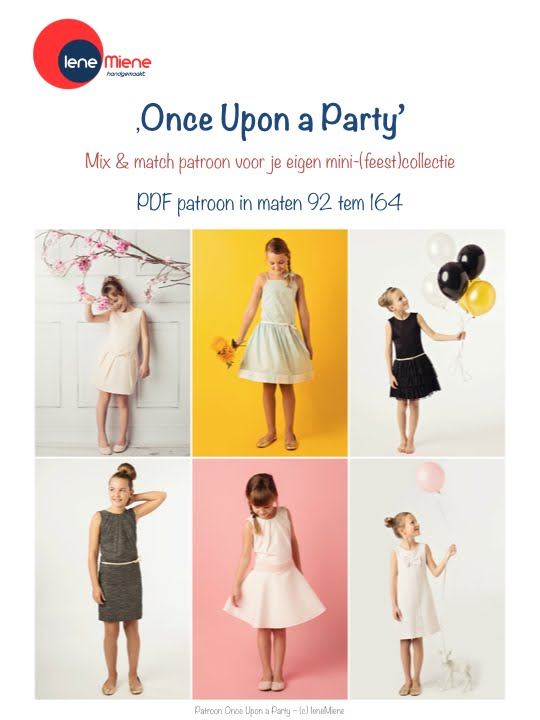 "Patroon ""Once Upon a Party"""